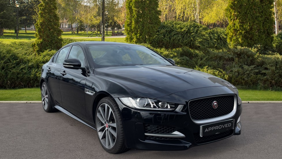 Jaguar XE 2.0 [250] R-Sport Heated front seats - Privacy glass Automatic 4 door Saloon