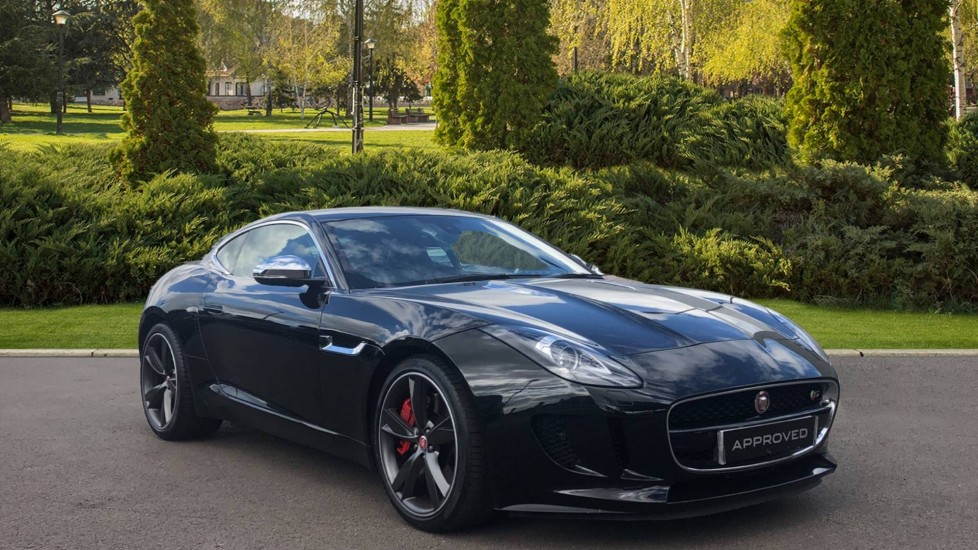 Jaguar F-TYPE 3.0 Supercharged V6 S 2dr Automatic Coupe (2016)
