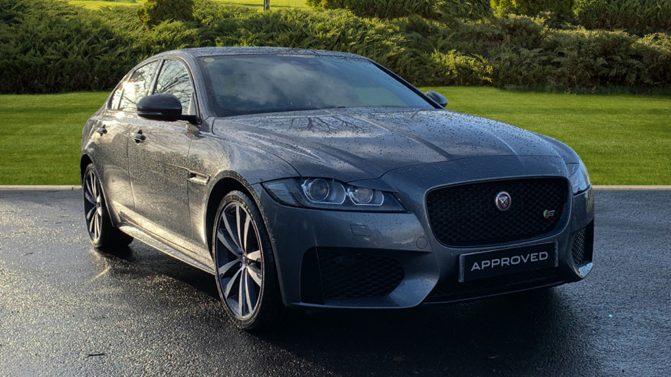 Jaguar XF 3.0d V6 S Diesel Automatic 4 door Saloon (2016)
