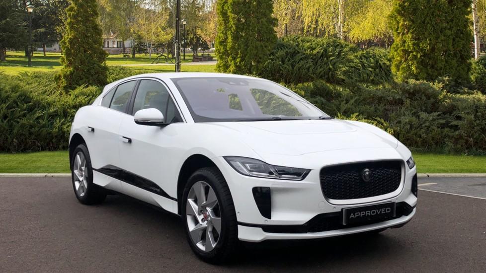 Jaguar I-PACE 294kW EV400 SE 90kWh Electric Automatic 5 door Estate (2019) image