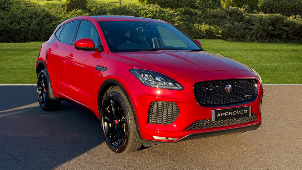 Jaguar E-PACE 2.0d [240] R-Dynamic HSE 5dr Diesel Automatic Estate (2018) at Jaguar Hatfield thumbnail image