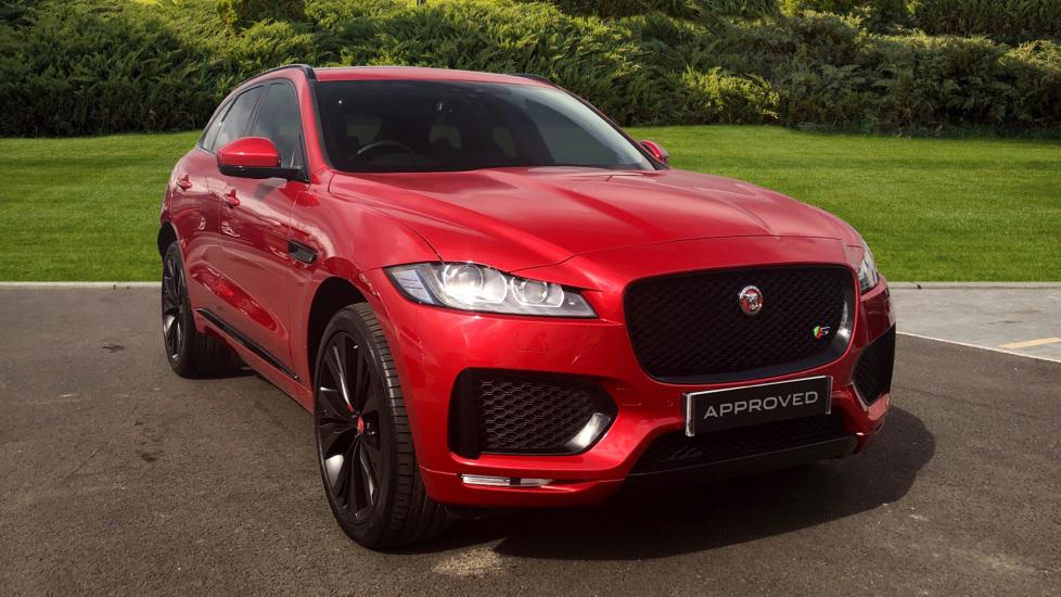 Jaguar F-PACE 3.0d V6 S 5dr AWD Diesel Automatic Estate (2018)