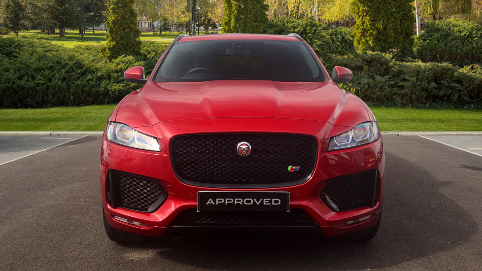 Jaguar F-PACE 3.0d V6 S 5dr AWD image 7