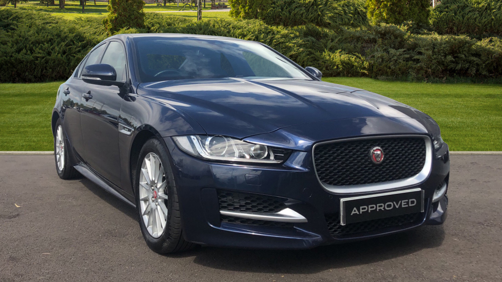 Jaguar XE 2.0d R-Sport Diesel Automatic 4 door Saloon (2015) image