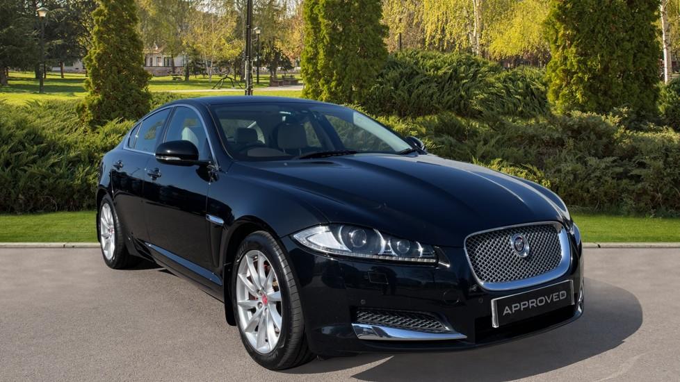 Jaguar XF 2.2d [200] Premium Luxury Diesel Automatic 4 door Saloon