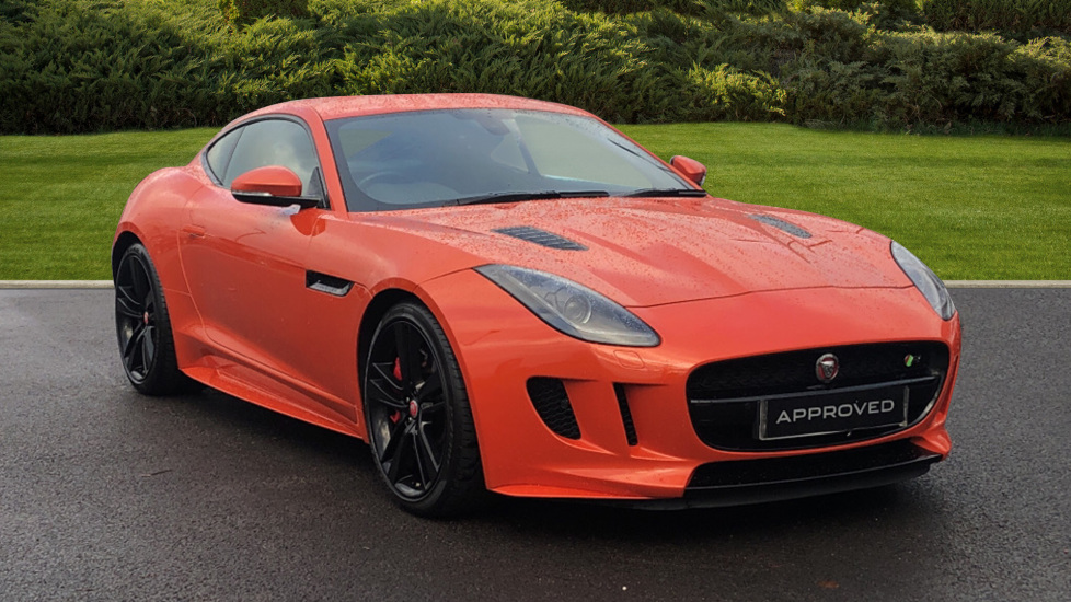 Jaguar F-TYPE 5.0 Supercharged V8 R 2dr AWD Automatic 3 door Coupe (2017) image