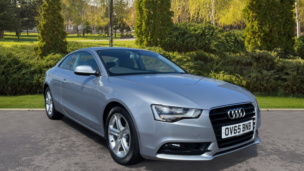 Audi A5 2.0 TDI 190 SE 2dr Multitronic Technology package, Assistance package Diesel Automatic 3 door Coupe