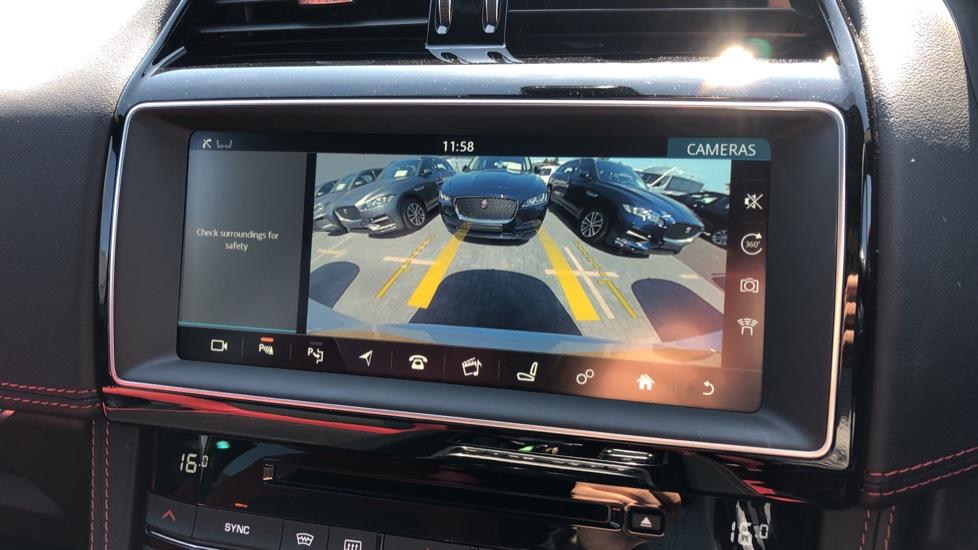 Jaguar F-PACE 3.0 Supercharged V6 S 5dr AWD image 23