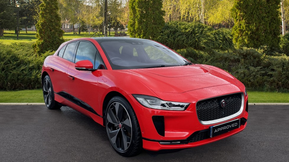 Jaguar I-PACE 294kW EV400 First Edition 90kWh Keyless Entry, Ebony Windsor leather sport seats Electric Automatic 5 door Estate