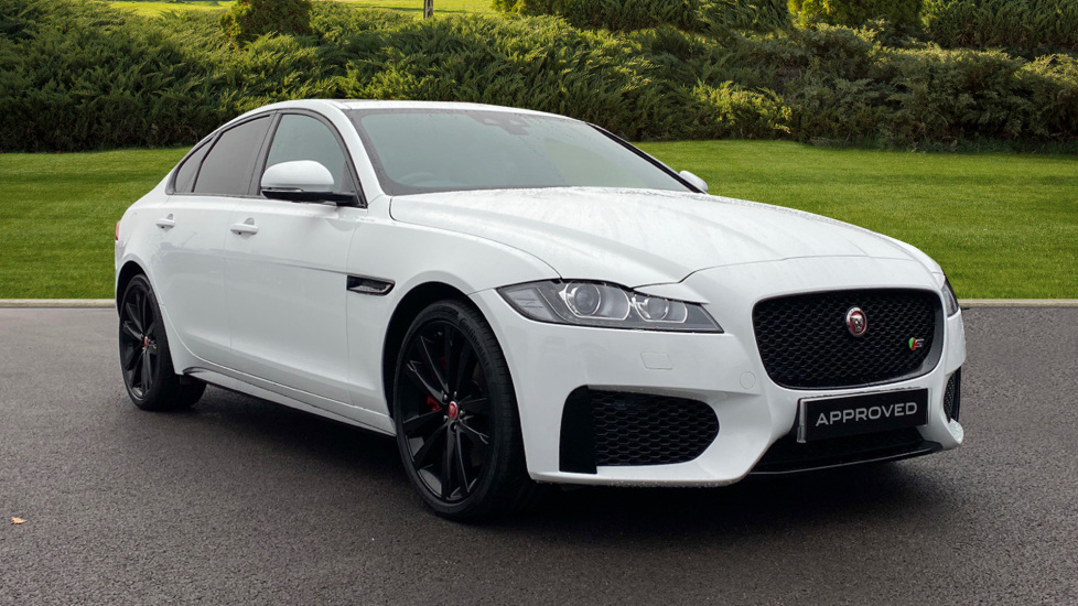 Jaguar XF 3.0d V6 S Diesel Automatic 4 door Saloon (2018)