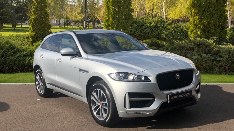 Jaguar F-PACE 2.0 [300] R-Sport 5dr AWD Automatic Estate (2019)