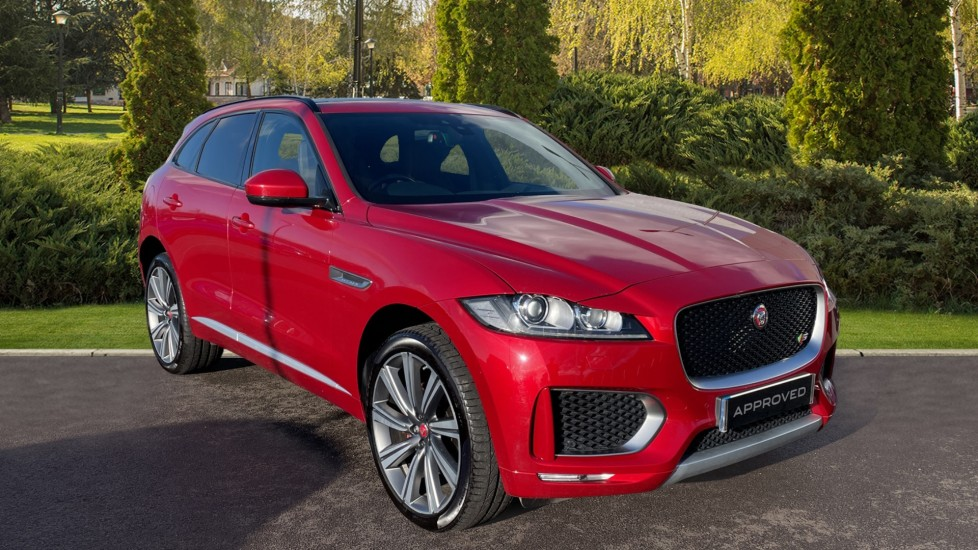 Jaguar F-PACE 3.0d V6 S 5dr AWD Diesel Automatic Estate (2016)