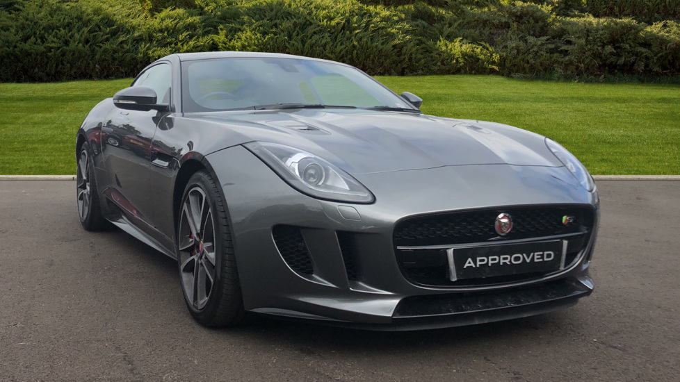 Jaguar F-TYPE 3.0 Supercharged V6 S 2dr Automatic 3 door Coupe (2016) image