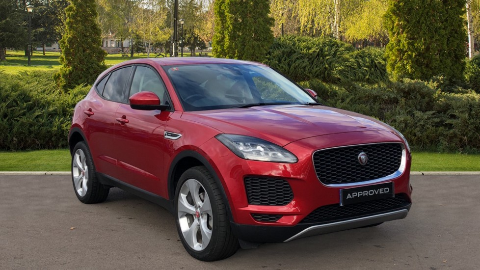 Jaguar E-PACE 2.0d [180] HSE 5dr Diesel Automatic Estate (2019)