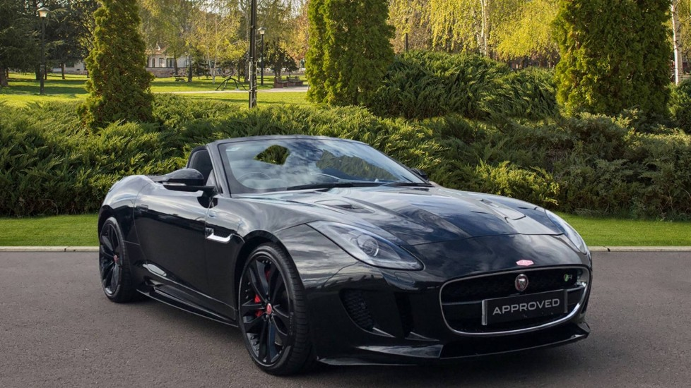 Jaguar F-TYPE 5.0 Supercharged V8 R 2dr AWD Automatic Convertible (2016)