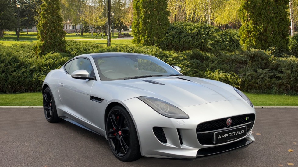 Jaguar F-TYPE 5.0 Supercharged V8 R 2dr Automatic 5 door Coupe (2015) image