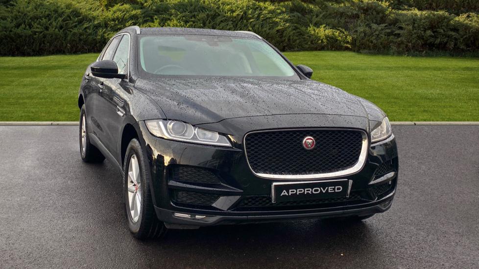 Jaguar F-PACE 2.0d Prestige 5dr AWD Diesel Automatic Estate (2017.5) image