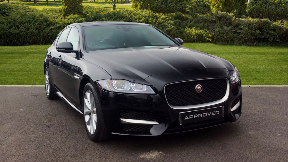Jaguar XF 2.0d [180] R-Sport Diesel Automatic 4 door Saloon (2016) image