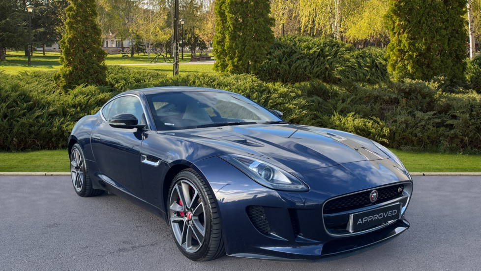 Jaguar F-TYPE 3.0 Supercharged V6 S 2dr AWD Automatic Coupe (2016)