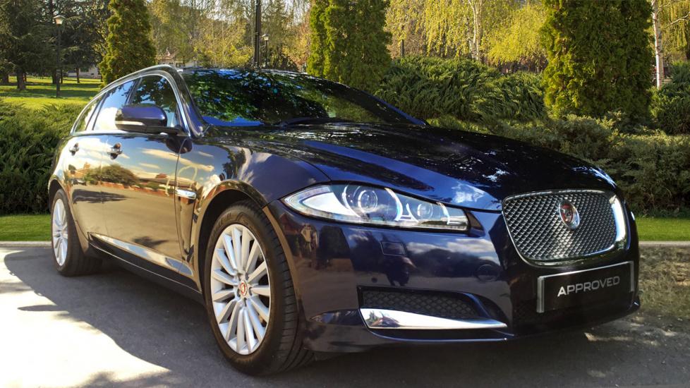 Jaguar XF 2.2d [200] Luxury 5dr Diesel Automatic Estate (2015) image