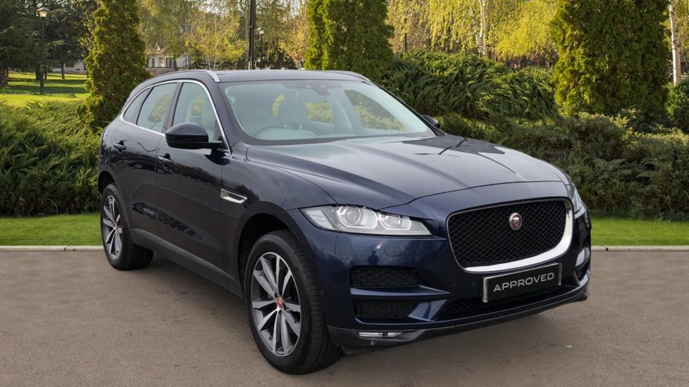 Jaguar F-PACE 2.0d [240] Portfolio 5dr AWD Diesel Automatic Estate (2019)