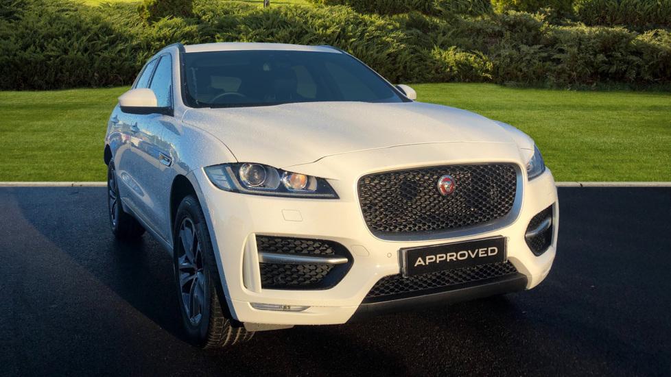Jaguar F-PACE 2.0d R-Sport 5dr AWD Diesel Automatic Estate (2017) image