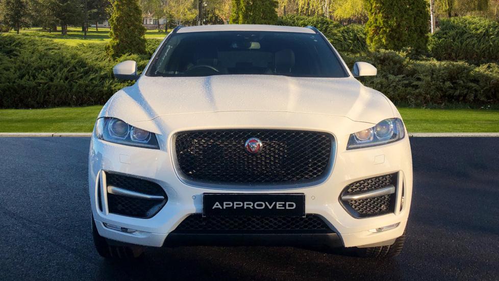Jaguar F-PACE 2.0d R-Sport 5dr AWD image 7