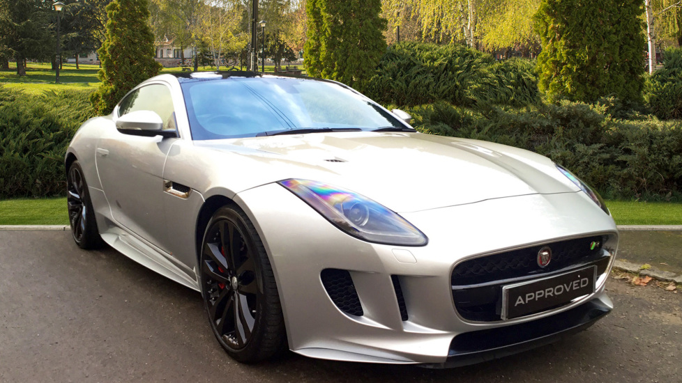 Jaguar F-TYPE 5.0 Supercharged V8 R 2dr AWD Automatic 3 door Coupe (2061)