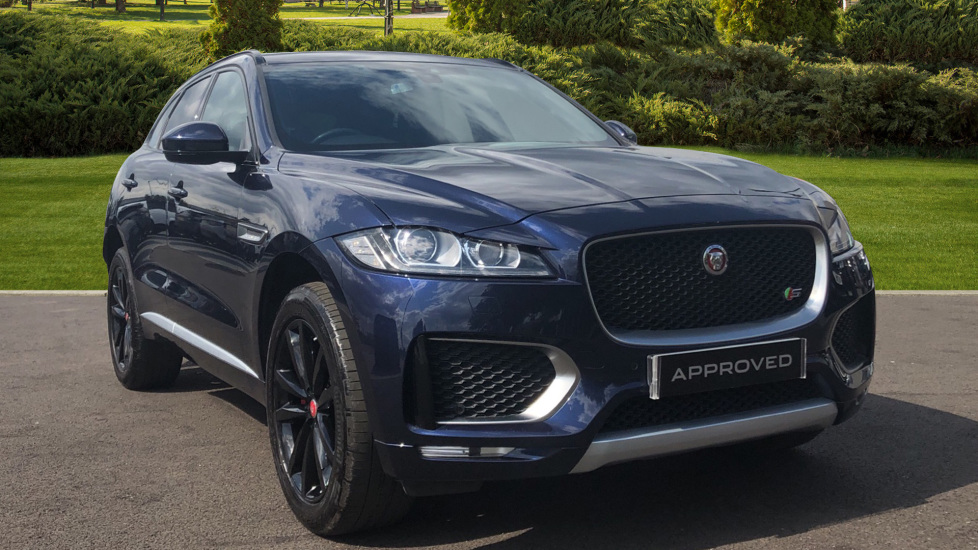 Jaguar F-PACE 3.0 Supercharged V6 S 5dr AWD Automatic Estate (2018)