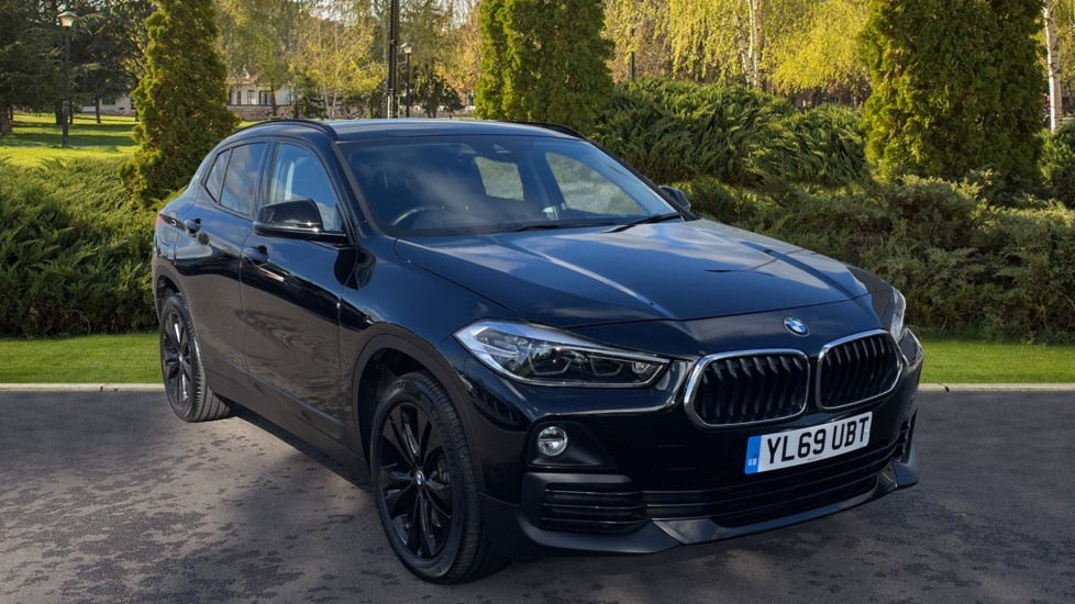 BMW 2 Series X2 xDrive 20d Sport Step Sun Protection Glass, Traffic sign recognition 2.0 Diesel Automatic 5 door 4x4