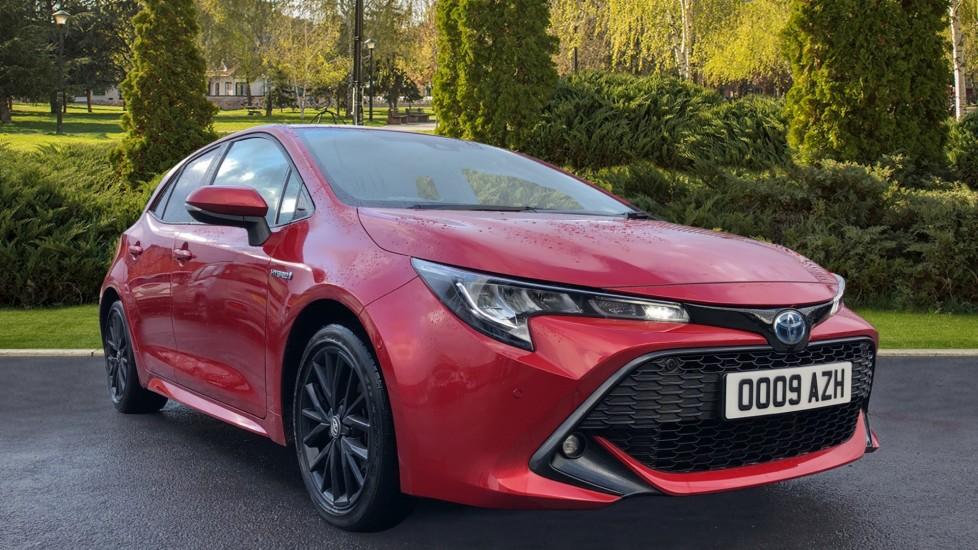 Toyota Corolla 2.0 VVT-i Hybrid Design CVT Petrol/Electric Automatic 5 door Hatchback (2019) image