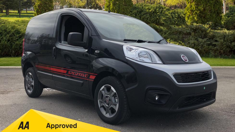 Fiat Fiorino SPORTIVO  AIRCON ALLOYS SAT NAV REV SENSORS  1.3 Diesel 5 door (2020)
