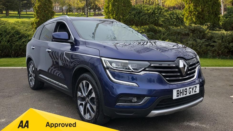 Renault Koleos 2.0 dCi GT Line 2WD X-Tronic Diesel Automatic 5 door Estate (2019)