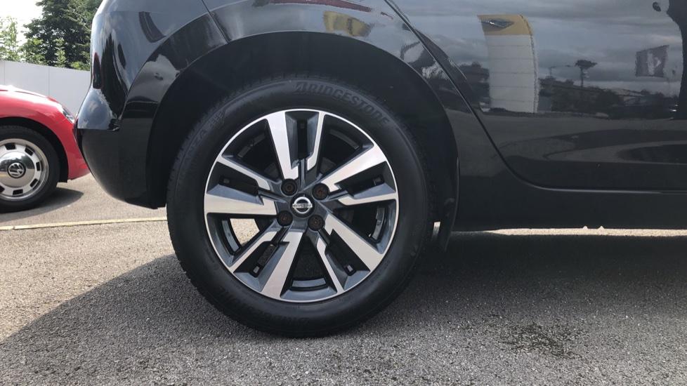 Nissan Micra 0.9 IG-T Acenta 5dr - Bluetooth & Apple CarPlay image 8