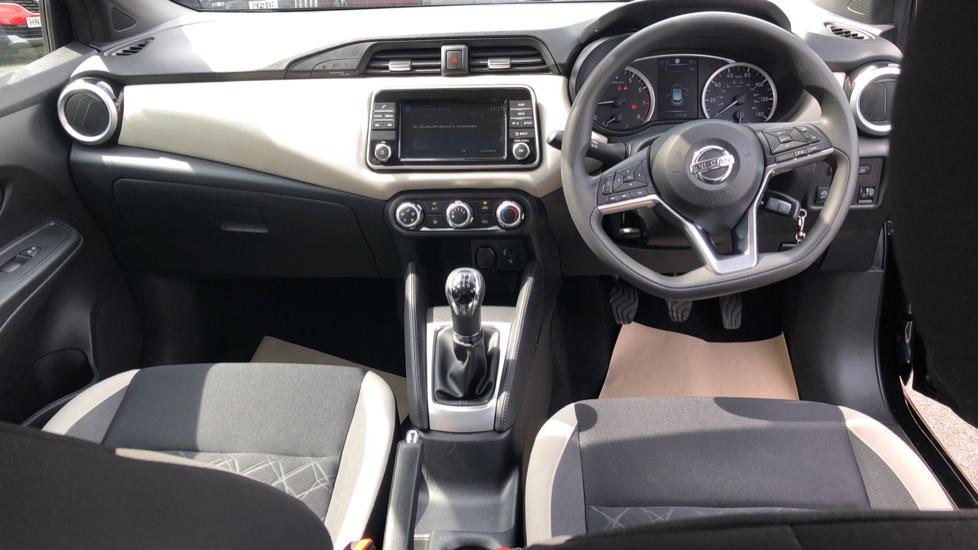 Nissan Micra 0.9 IG-T Acenta 5dr - Bluetooth & Apple CarPlay image 9
