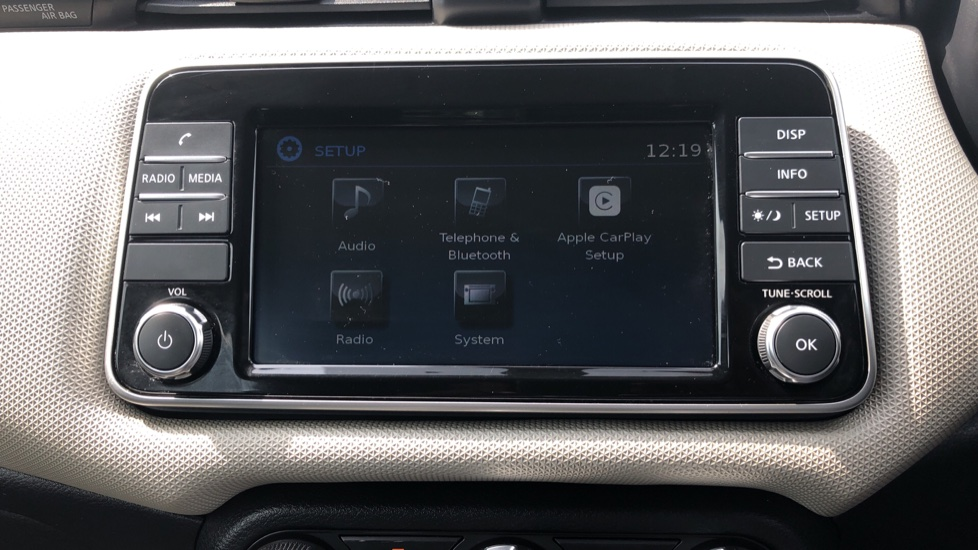 Nissan Micra 0.9 IG-T Acenta 5dr - Bluetooth & Apple CarPlay image 18