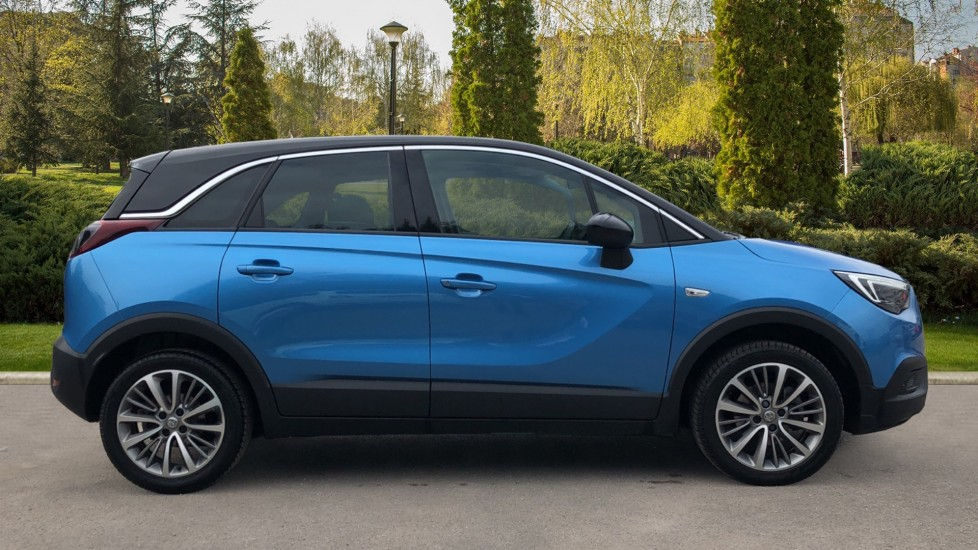Vauxhall Crossland X 1.2T [110] Griffin [6 Spd] [Start Stop] - Cruise Control, Apple CarPlay & Android Auto image 5