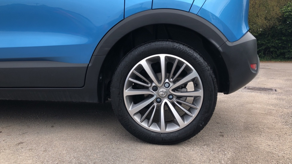 Vauxhall Crossland X 1.2T [110] Griffin [6 Spd] [Start Stop] - Cruise Control, Apple CarPlay & Android Auto image 8