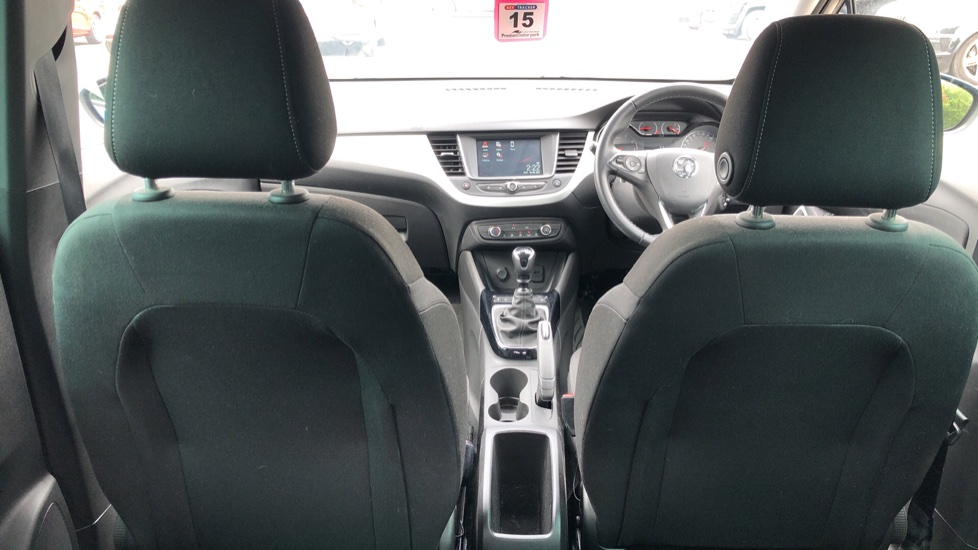 Vauxhall Crossland X 1.2T [110] Griffin [6 Spd] [Start Stop] - Cruise Control, Apple CarPlay & Android Auto image 9