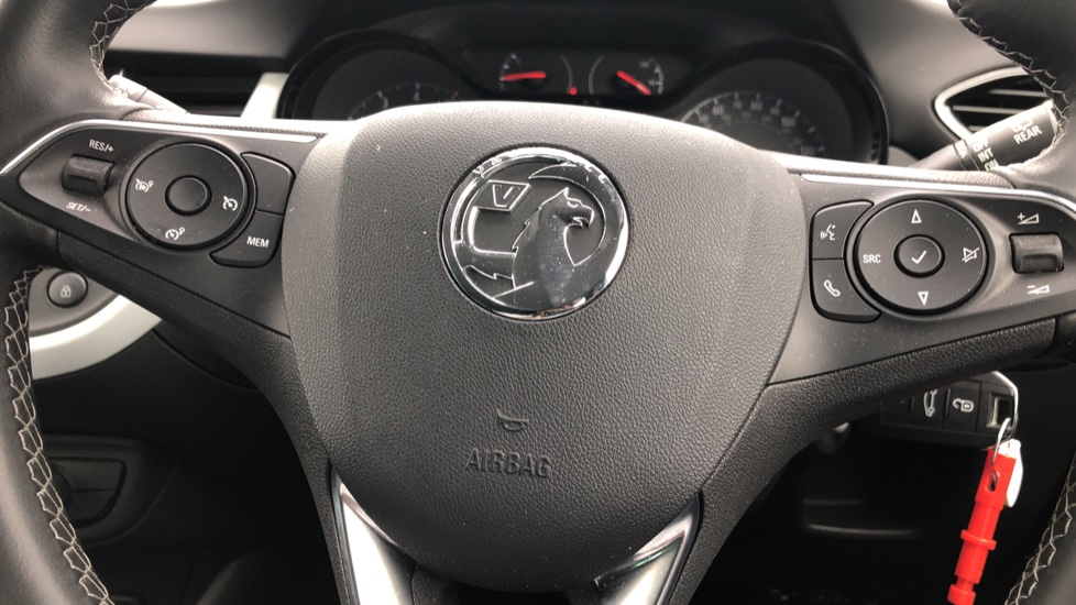 Vauxhall Crossland X 1.2T [110] Griffin [6 Spd] [Start Stop] - Cruise Control, Apple CarPlay & Android Auto image 12
