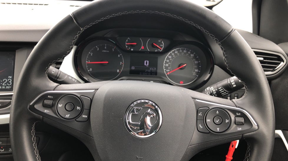 Vauxhall Crossland X 1.2T [110] Griffin [6 Spd] [Start Stop] - Cruise Control, Apple CarPlay & Android Auto image 14