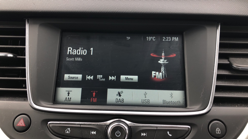 Vauxhall Crossland X 1.2T [110] Griffin [6 Spd] [Start Stop] - Cruise Control, Apple CarPlay & Android Auto image 19