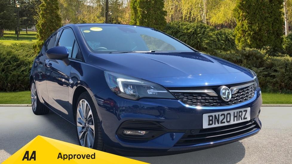 Vauxhall Astra SRi VX Line Nav - Satellite Navigation, Parking Sensors & DAB Radio 1.2 5 door Hatchback (2020)