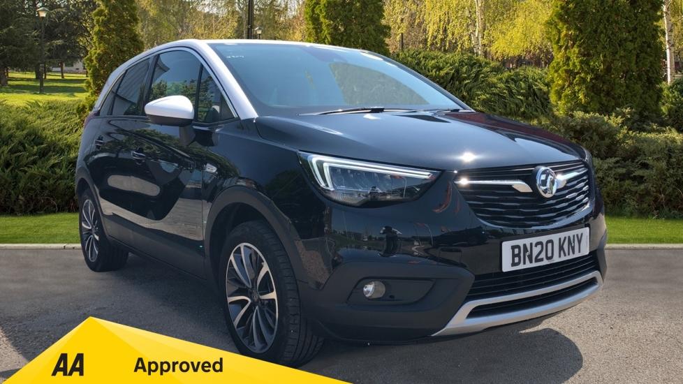 Vauxhall Crossland X 1.2T [130] Elite [Start Stop] - Low Mileage, DAB Radio, Parking Sensors & Bluetooth 5 door Hatchback (2020)