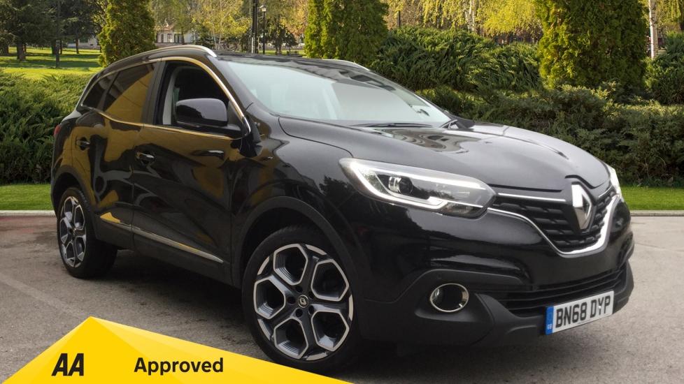 Renault Kadjar 1.3 TCE 160 Dynamique S Nav 5dr Hatchback (2018)