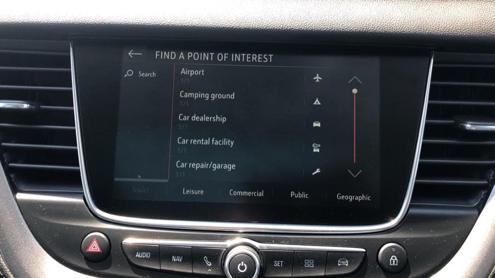 Vauxhall Grandland X Elite Nav - Panoramic Sunroof, Satellite Navigation & Parking Sensors image 27