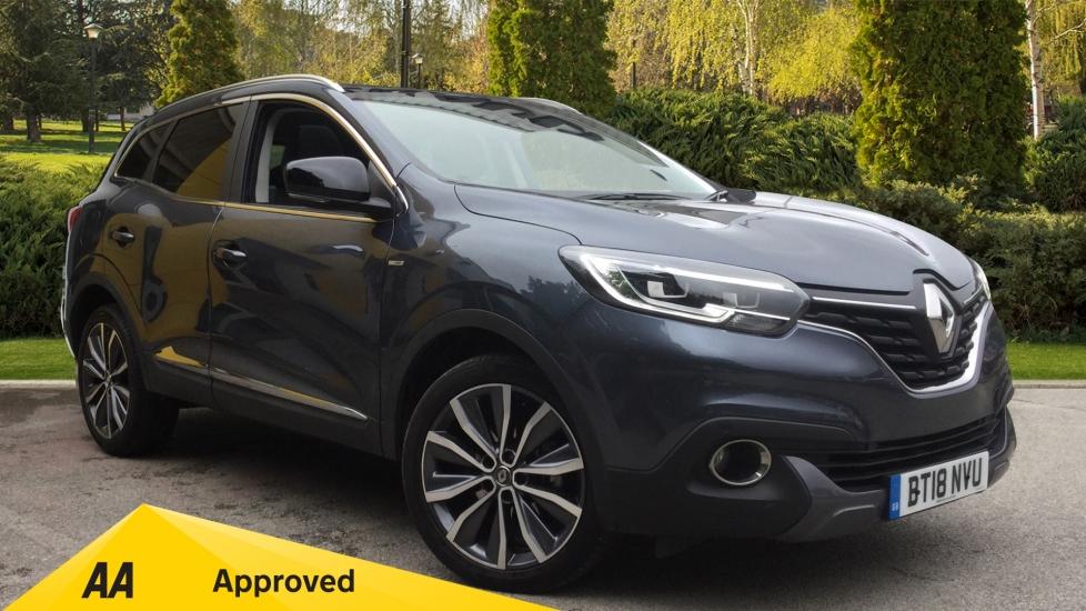 Renault Kadjar 1.5 dCi Signature Nav 5dr Diesel Hatchback (2018)