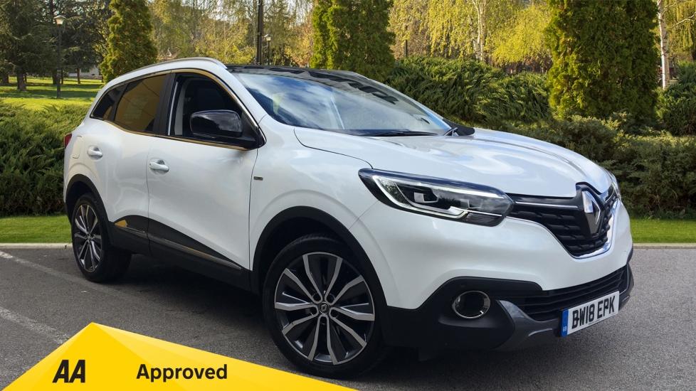 Renault Kadjar 1.6 dCi Signature Nav 5dr Diesel Hatchback (2018)