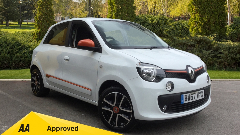 Renault Twingo 1.0 SCE Dynamique S [Start Stop] 5 door Hatchback (2018) at Renault Bury thumbnail image