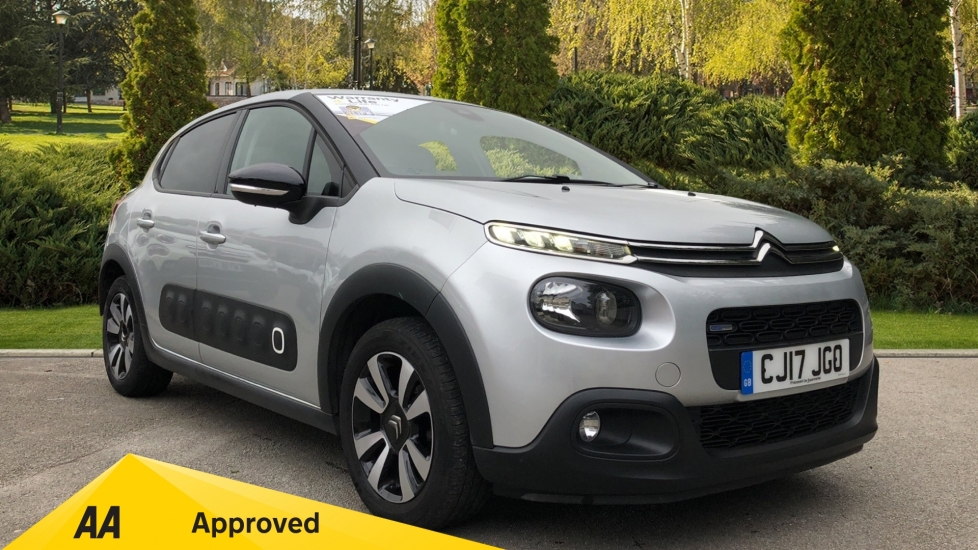 Citroen C3 1.2 PureTech 82 Flair 5dr Hatchback (2017)